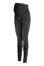 MAMA Skinny Jeans - Nearly black - Ladies | H&M FI 2