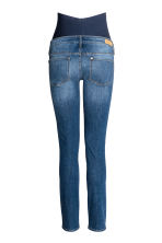 MAMA Skinny Jeans - Denim blue/Washed -  | H&M IE 3