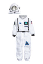 Astronaut costume - White - Kids | H&M 2