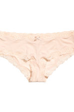 3-pack hipster briefs - Raspberry red - Ladies | H&M CA 3