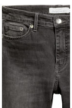 Slim Regular Ankle Jeans - Dark grey denim -  | H&M CA 4