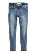 Slim Regular Ankle Jeans - 牛仔蓝 - Ladies | H&M CN 2