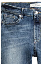 Slim Regular Ankle Jeans - Denim blue - Ladies | H&M 4