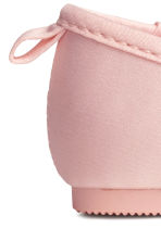 Ballet pumps - Light pink -  | H&M 3