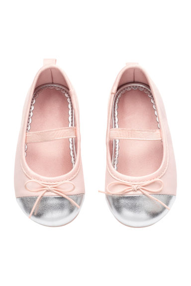 Ballet pumps - Light pink -  | H&M 1