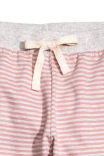 Joggers - Pink/Striped - Ladies | H&M 2