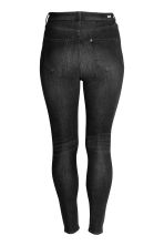 H&M+ 360 Shaping Skinny Jeans - Black denim -  | H&M CA 3