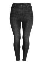 H&M+ 360 Shaping Skinny Jeans - Black denim -  | H&M CN 2