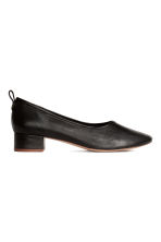 Low court shoes - Black - Ladies | H&M 1
