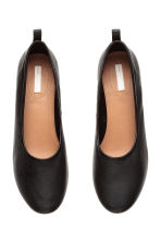 Low court shoes - Black - Ladies | H&M 2