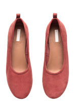 Low court shoes - Rust red - Ladies | H&M 2
