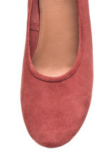 Low court shoes - Rust red - Ladies | H&M 3