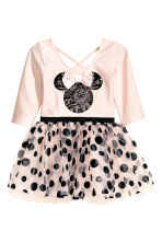 薄紗裙連身舞衣 - Light pink/Minnie Mouse - Kids | H&M 2