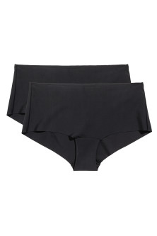 2-pack shortie briefs