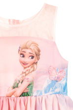 Sleeveless dress - Light pink/Frozen - Kids | H&M 3