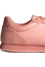 Trainers - Powder pink - Ladies | H&M CN 5