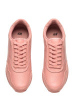 Trainers - Powder pink - Ladies | H&M CN 3