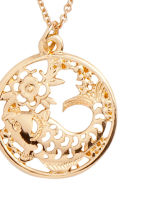 Necklace with pendants - Gold - Ladies | H&M CN 2