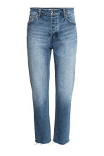 Straight Regular Jeans - Denim blue - Ladies | H&M 2