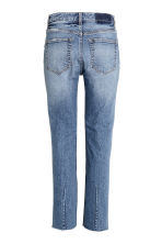 Girlfriend Regular Jeans - Azul denim - SENHORA | H&M PT 3