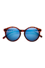Sunglasses - Tortoise shell - Ladies | H&M CA 2