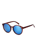Sunglasses - Tortoise shell - Ladies | H&M CA 1