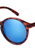Sunglasses - Tortoise shell - Ladies | H&M CA 3