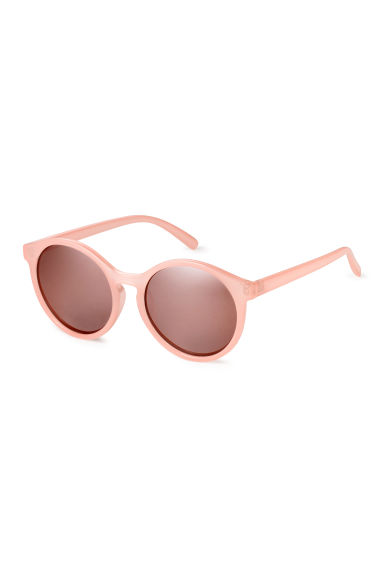 Sunglasses - Powder pink - Ladies | H&M CN 1