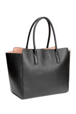 Shopper - Black - Ladies | H&M 2