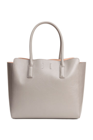 Shopper - Grey - Ladies | H&M 1