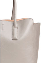 Shopper - Grey - Ladies | H&M 3