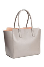 Shopper - Grey - Ladies | H&M 2