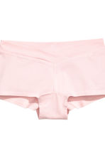 MAMA 2-pack shorts - Light pink/Dark grey - Ladies | H&M 4
