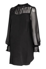 MAMA Blouse - Black -  | H&M CN 2