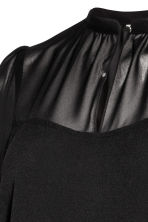 MAMA Blouse - Black -  | H&M CN 3