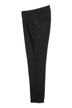 Wool suit trousers - Black - Ladies | H&M GB 3