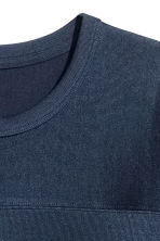 Sports top - Dark blue - Men | H&M 3