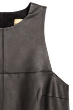 Sleeveless dress - Black -  | H&M 3
