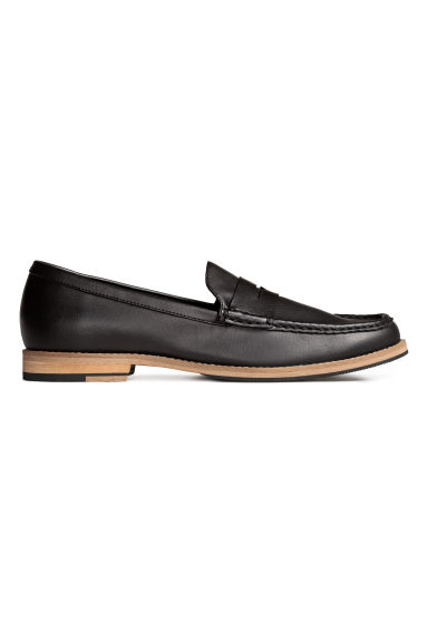 Loafers - Black - Men | H&M 1