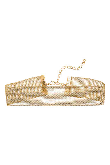Choker - Gold - Ladies | H&M