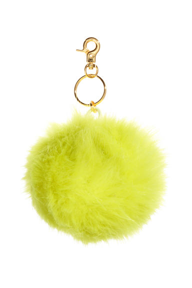 Keyring - Yellow green - Ladies | H&M 1