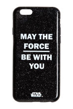 iPhone 6/6s case - Black/Star Wars - Ladies | H&M CN 1