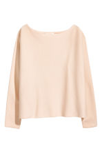 Fine-knit jumper - Powder - Ladies | H&M 2
