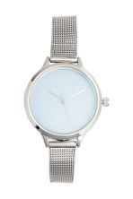 Metal watch - Silver - Ladies | H&M CN 1