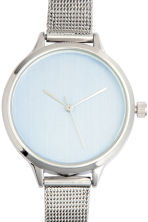 Metal watch - Silver - Ladies | H&M CN 3