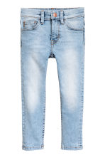 Superstretch Skinny fit Jeans - Azul denim claro - CRIANÇA | H&M PT 2