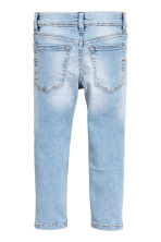 Superstretch Skinny fit Jeans - Azul denim claro - CRIANÇA | H&M PT 3