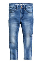 Superstretch Skinny fit Jeans - Bleu denim - ENFANT | H&M FR 2