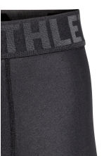 Sports boxer shorts - Black - Men | H&M 3