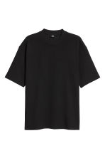 Wide T-shirt - Black - Men | H&M 2